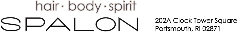 SPALON logo; header version